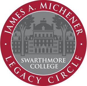 The James A. Michener Legacy Circle logo
